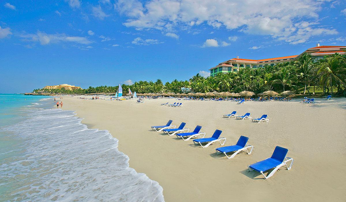 Hotel: Meliá Las Américas - Beach