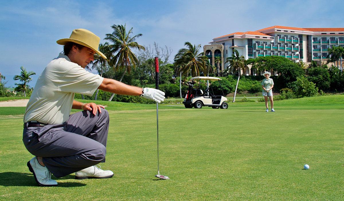 Hotel Meliá Las Américas - Golf