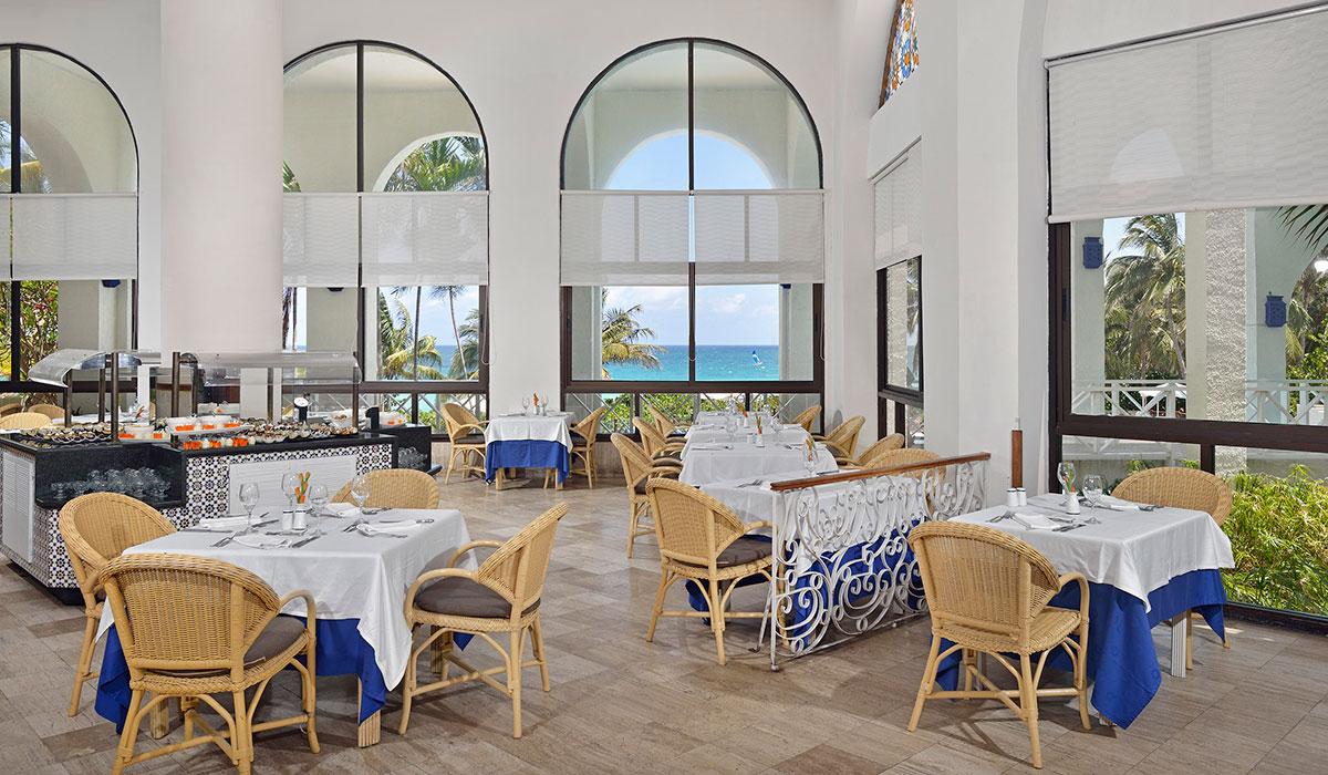 Hotel Meliá Las Américas - Restaurante