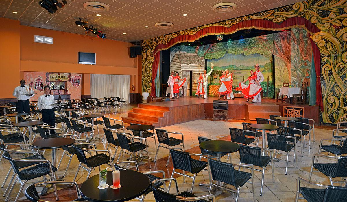 Hotel Meliá Las Américas - Theater