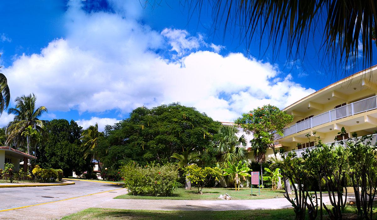 Hotel Villa Tortuga - Areas