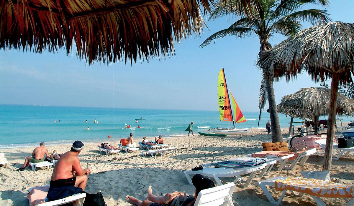 Hotel Villa Tortuga - Beach