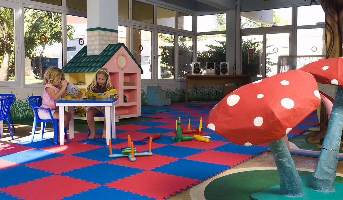 Hotel Villa Tortuga - Babyclub