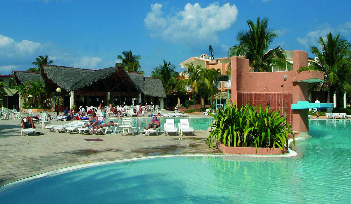 Hotel Villa Tortuga - Pool