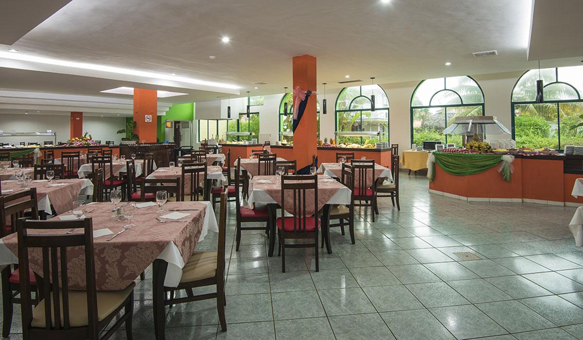 Hotel Villa Tortuga - Restaurant