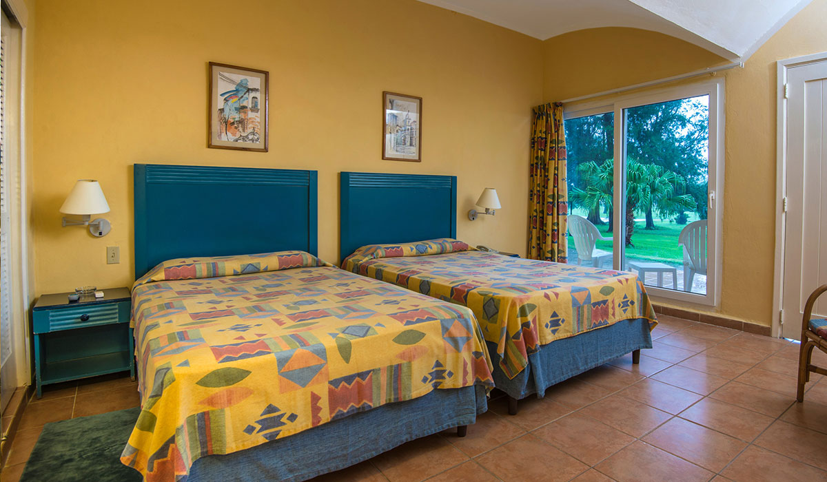 Hotel Villa Tropico - Habitación