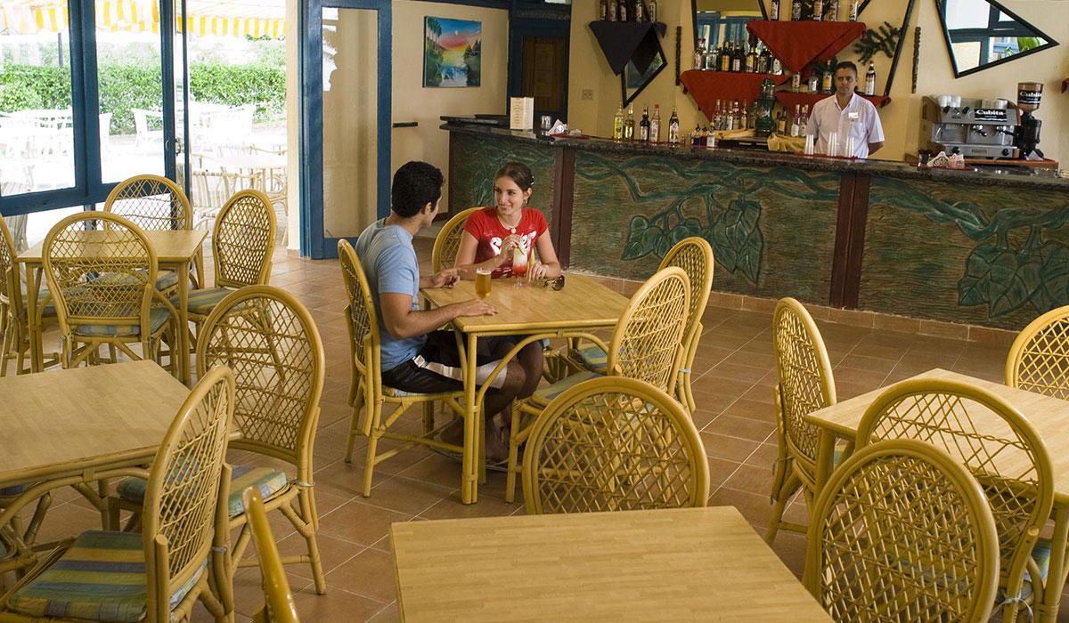 Hotel Villa Tropico - Bar
