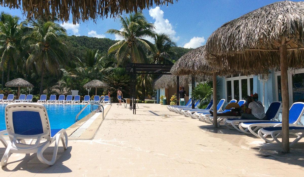 Hotel Villa Tropico - Piscina