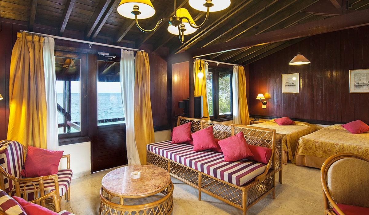 Hotel Villa Las Brujas - Room