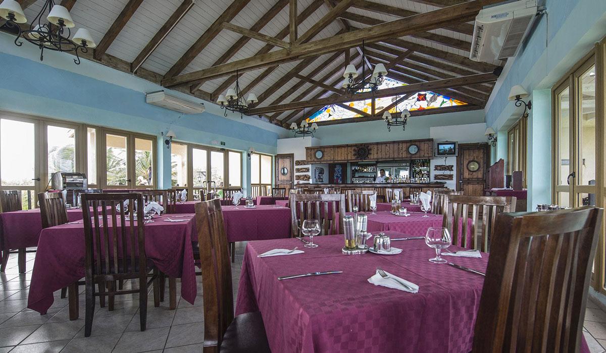 Hotel Villa Las Brujas - Restaurant