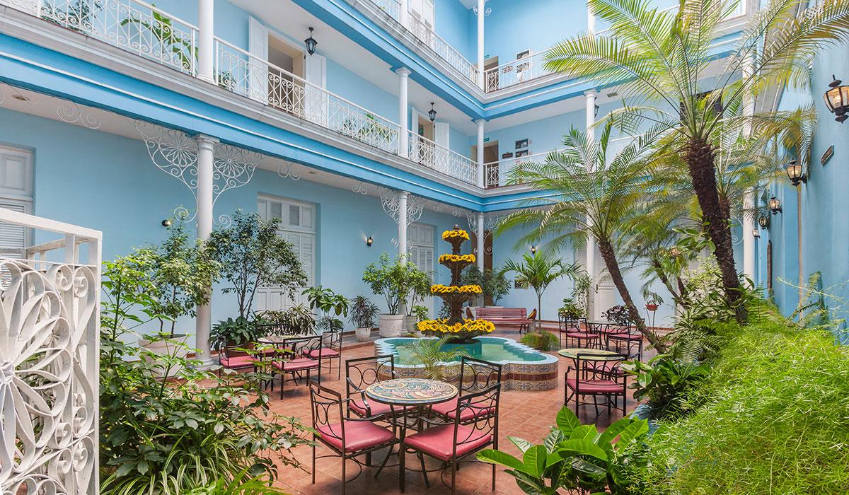 Hotel La Unión by Meliá - terraza