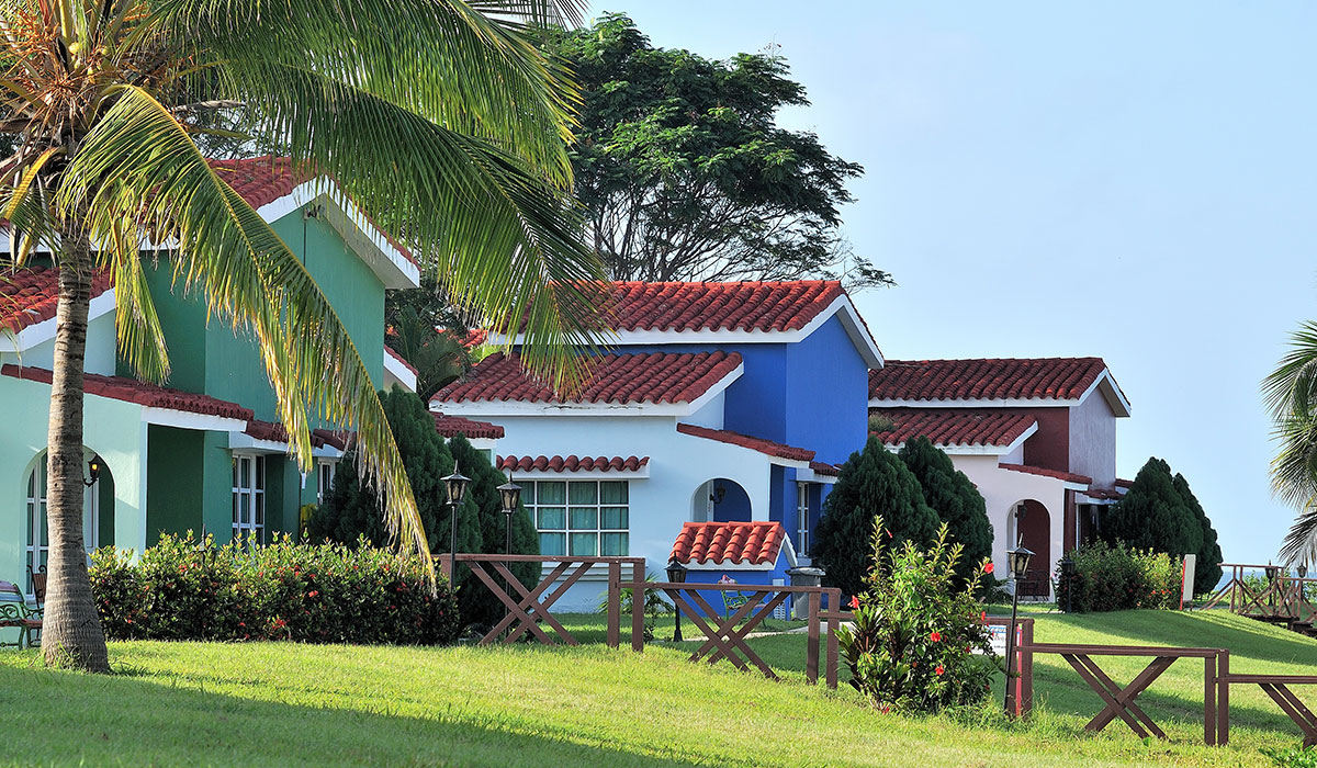 Hotel Club Amigo Costa Sur - Bungalows