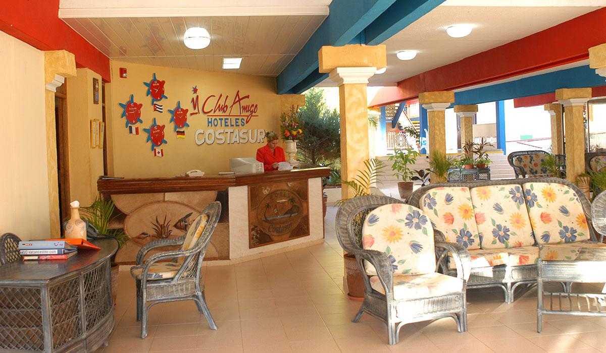 Hotel Club Amigo Costa Sur - Recepción