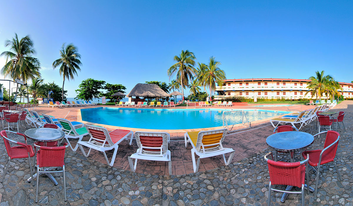 Hotel Club Amigo Costa Sur - Piscina