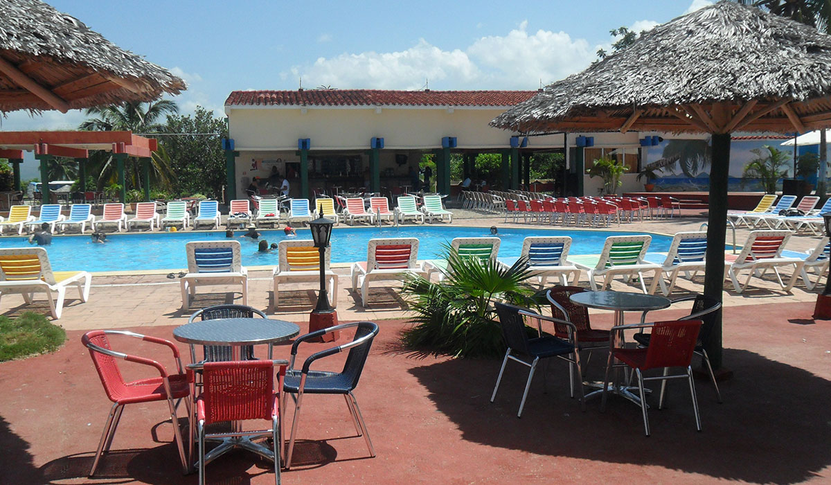 Hotel Club Amigo Costa Sur - Pool