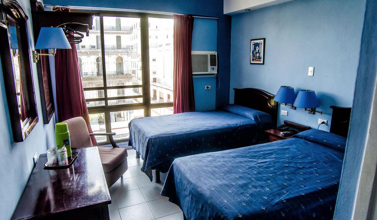 Hotel Caribbean - Habitación