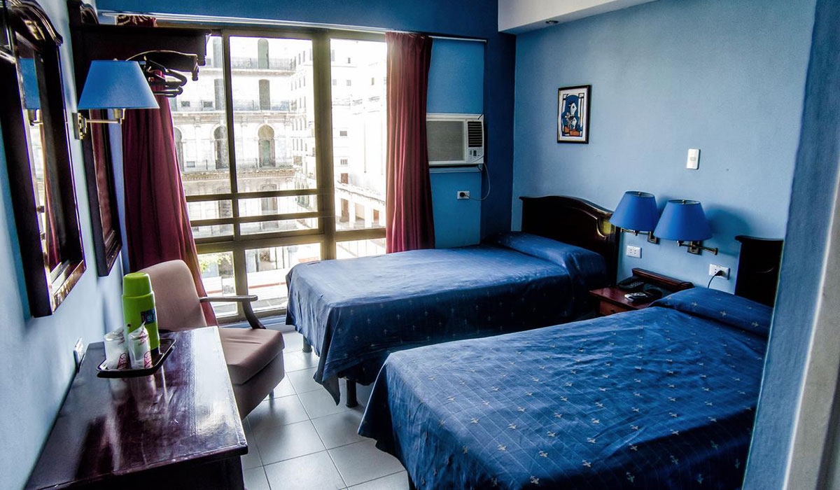 Hotel Caribbean - Room