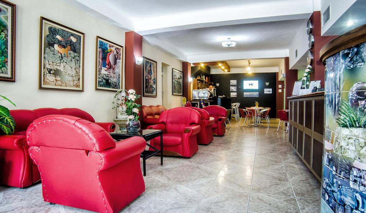 Hotel Caribbean - Recepción