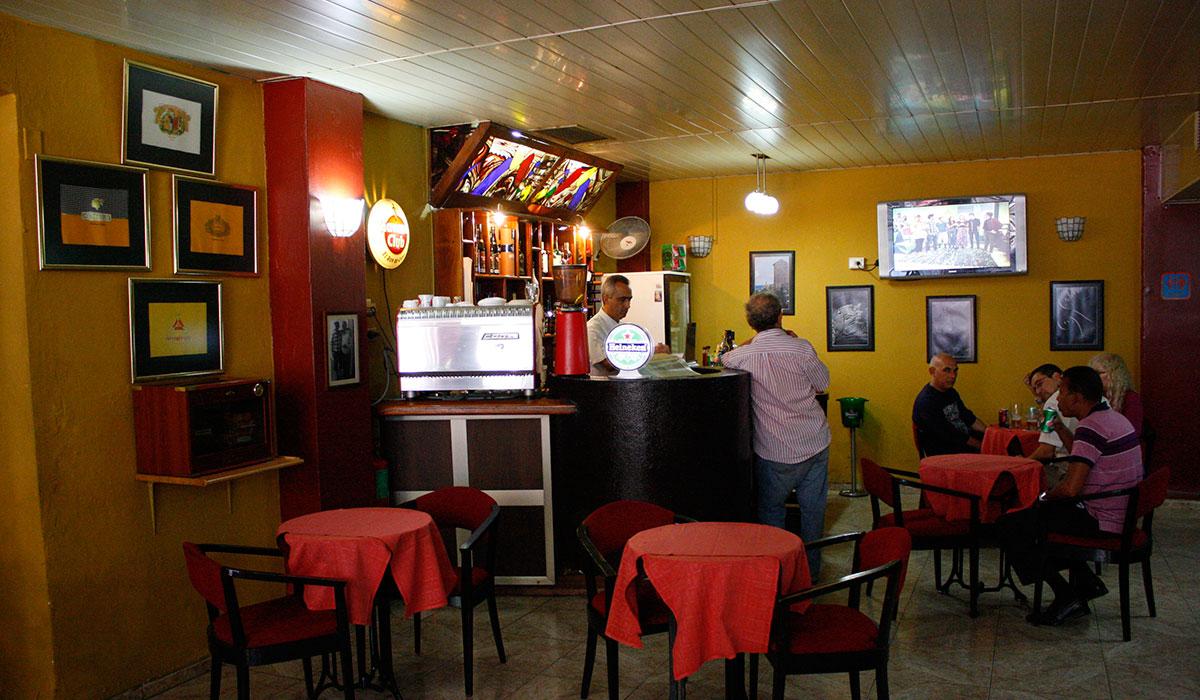 Hotel Caribbean - Bar