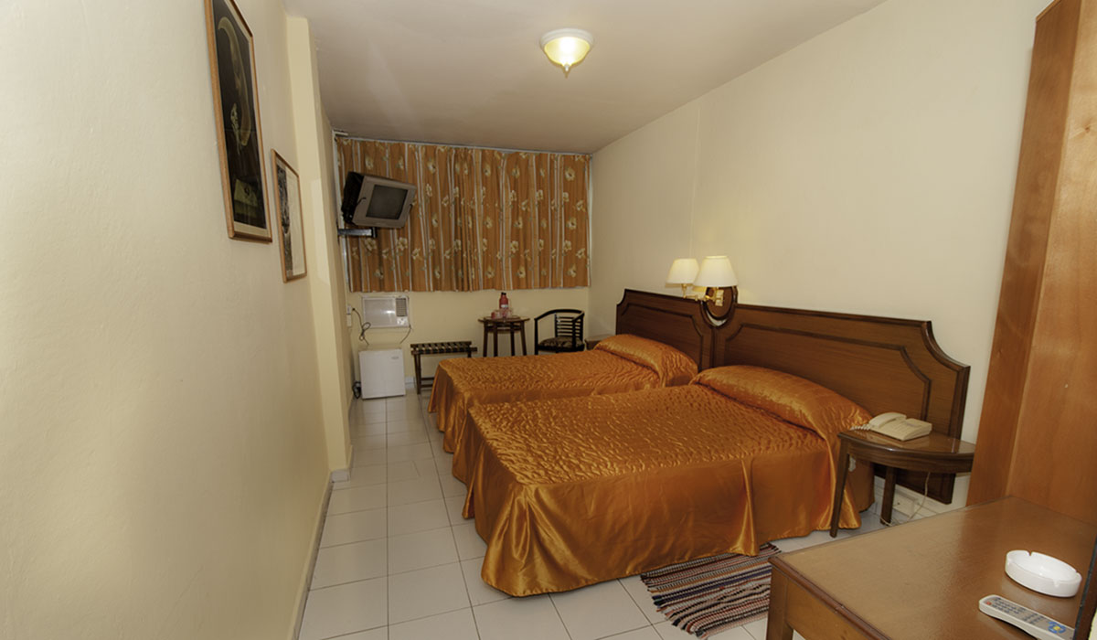 Hotel Las Americas - Habitación