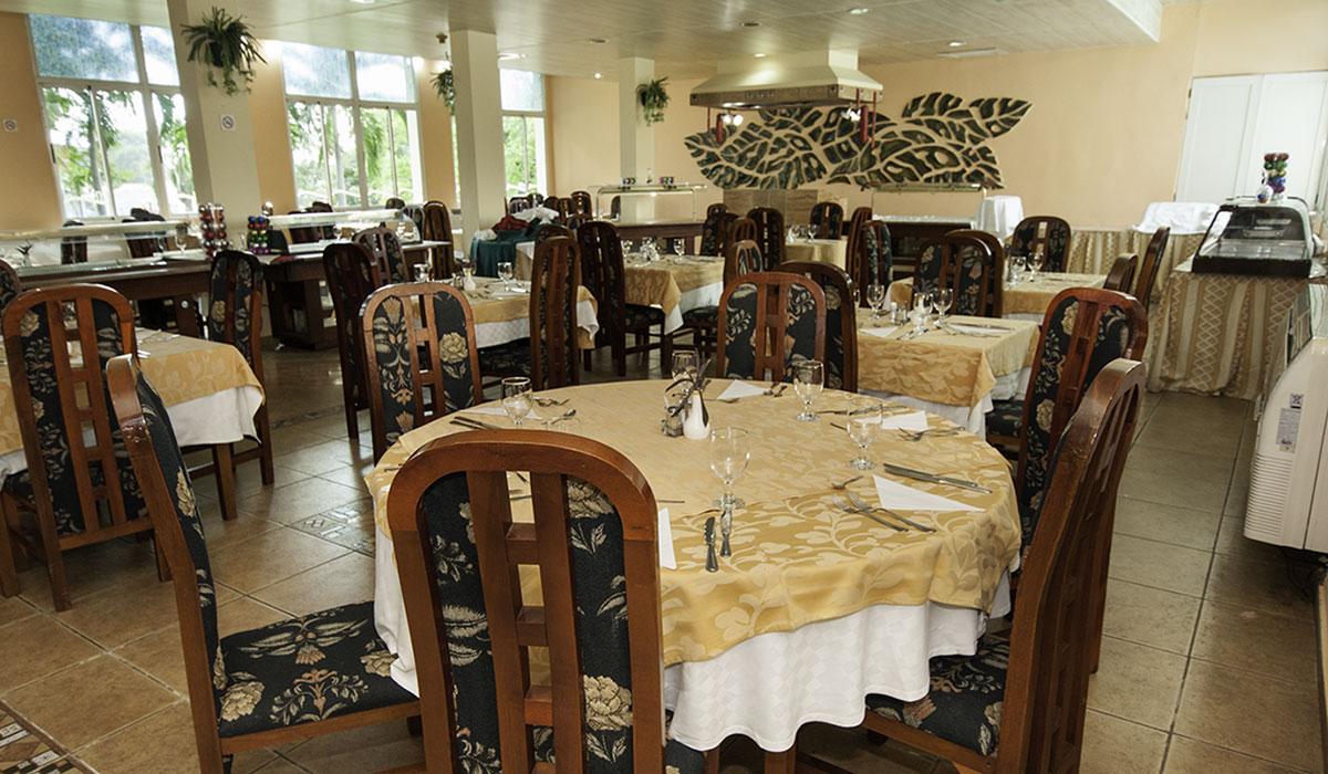 Hotel Las Americas - Restaurante