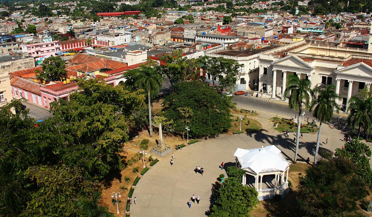 Hotel Santa Clara Libre - Vista desde la terraza