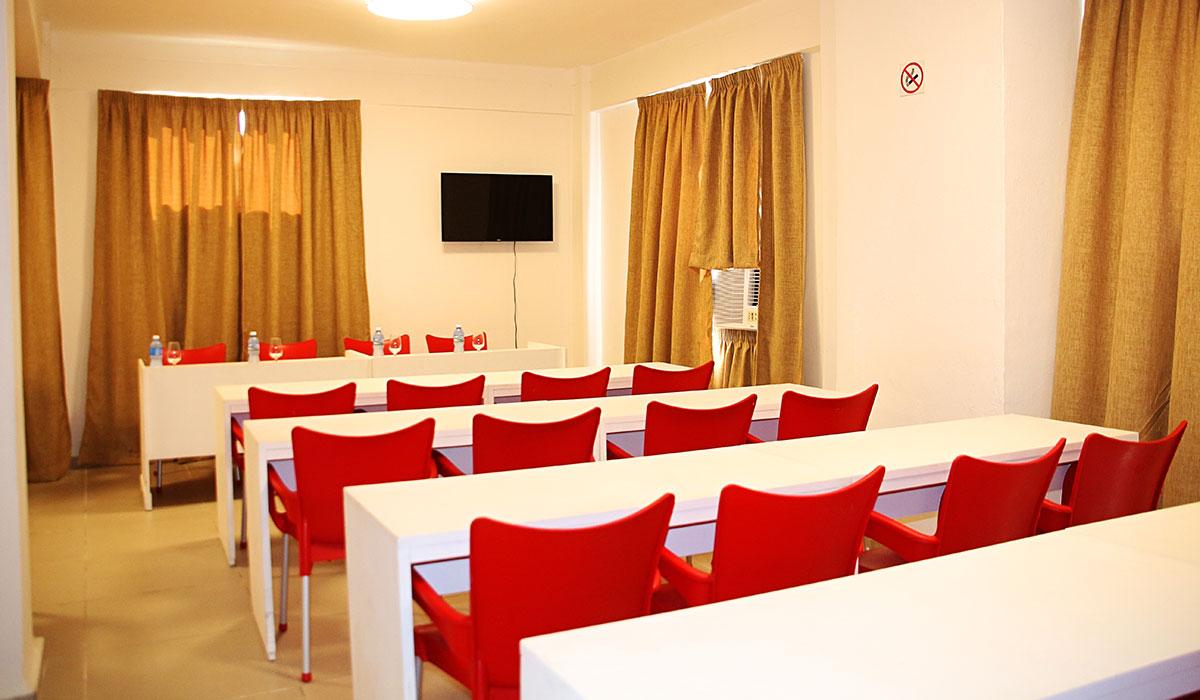 Hotel Santa Clara Libre - Salón de conferencias