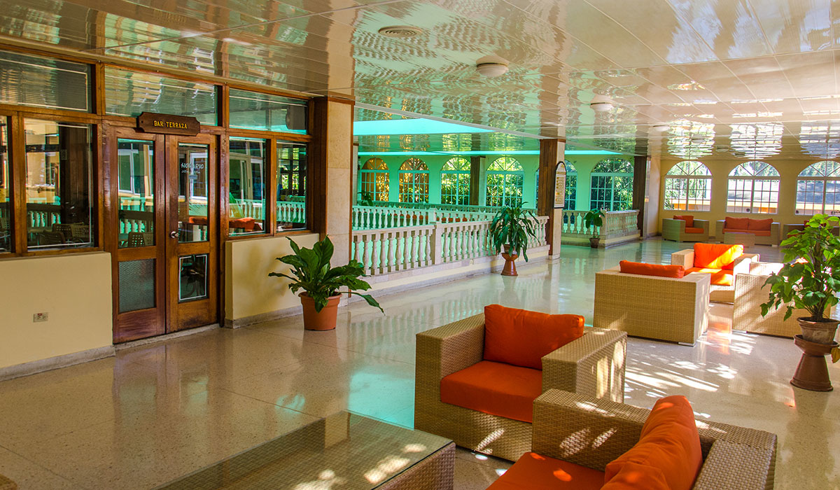 Hotel Sierra Maestra - Lobby