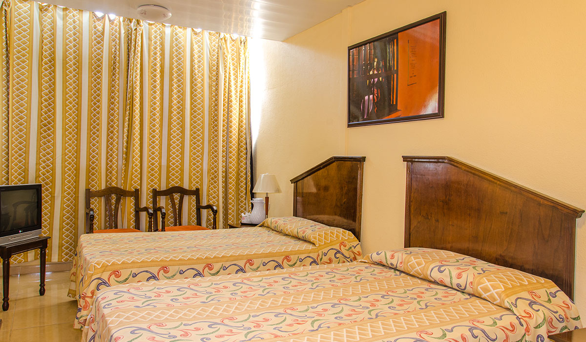 Hotel Sierra Maestra - Habitación