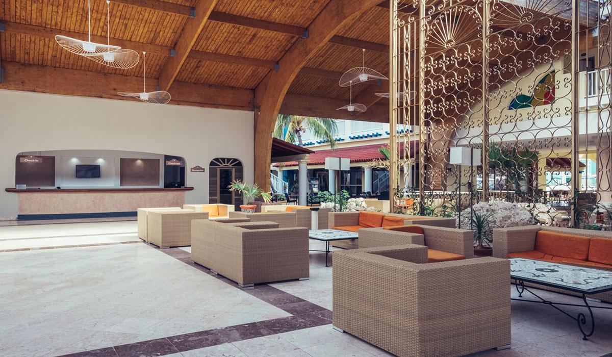 Hotel Iberostar Daiquirí - Lobby