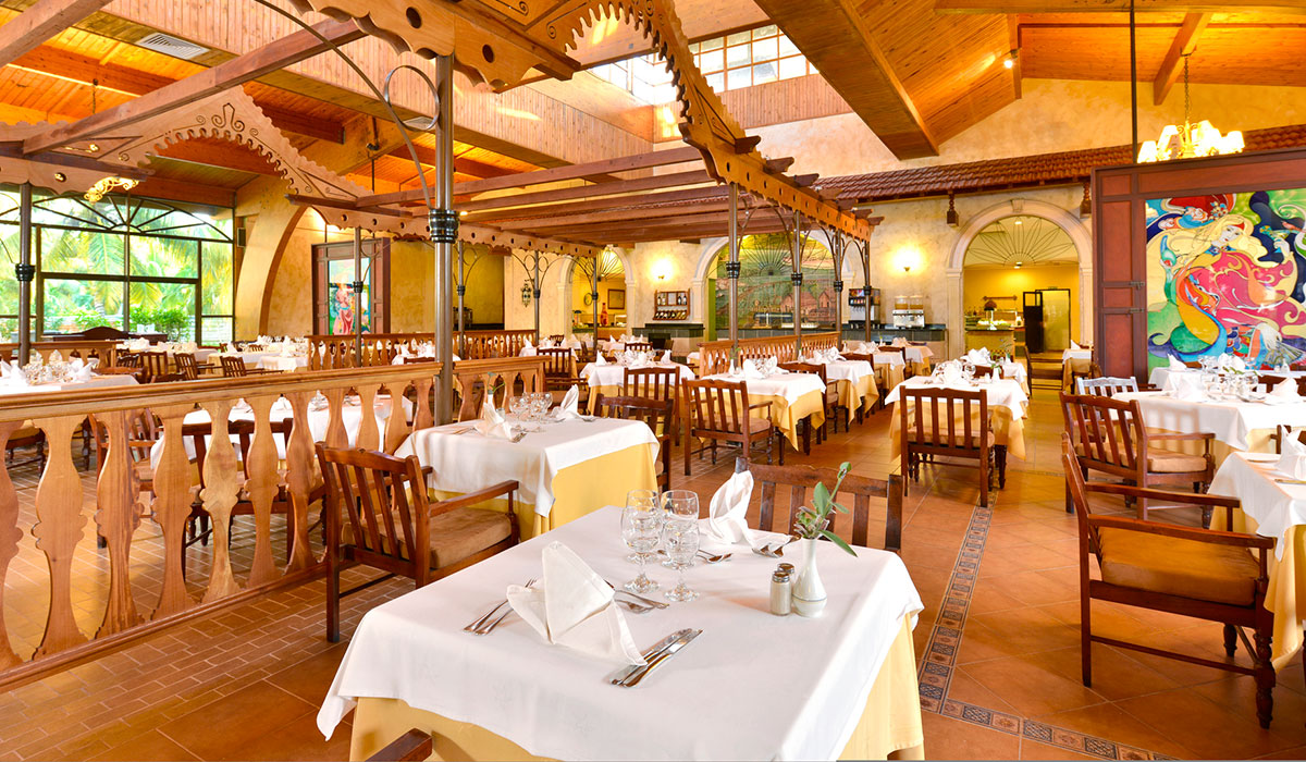 Hotel Iberostar Daiquirí - Restaurante