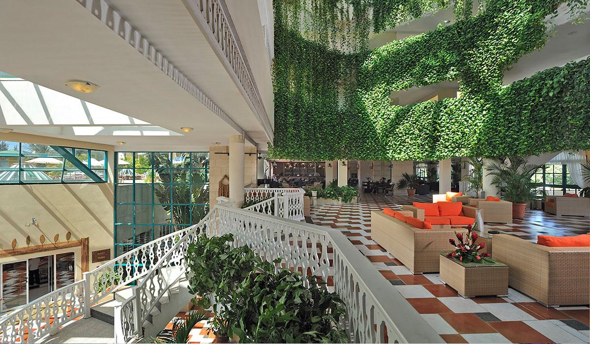 Hotel Meliá Las Antillas - Lobby