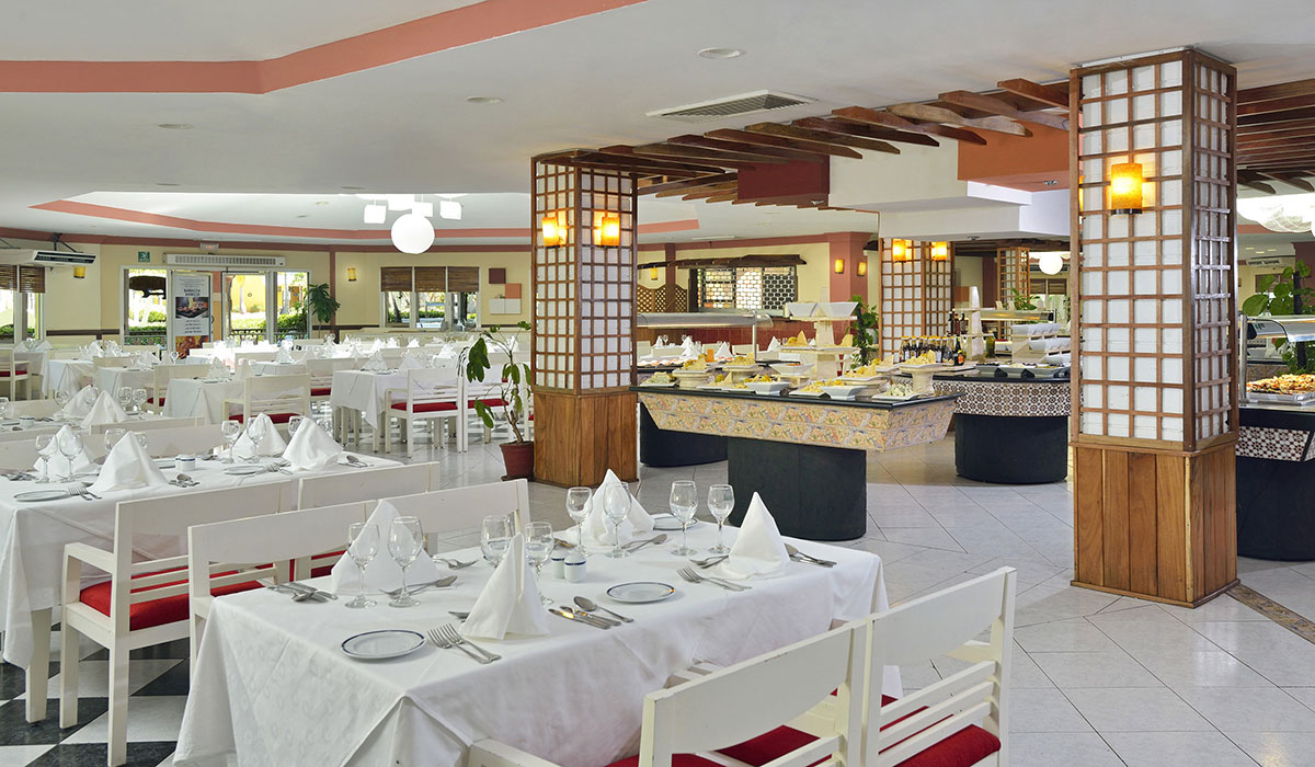 Hotel Meliá Las Antillas - Restaurante