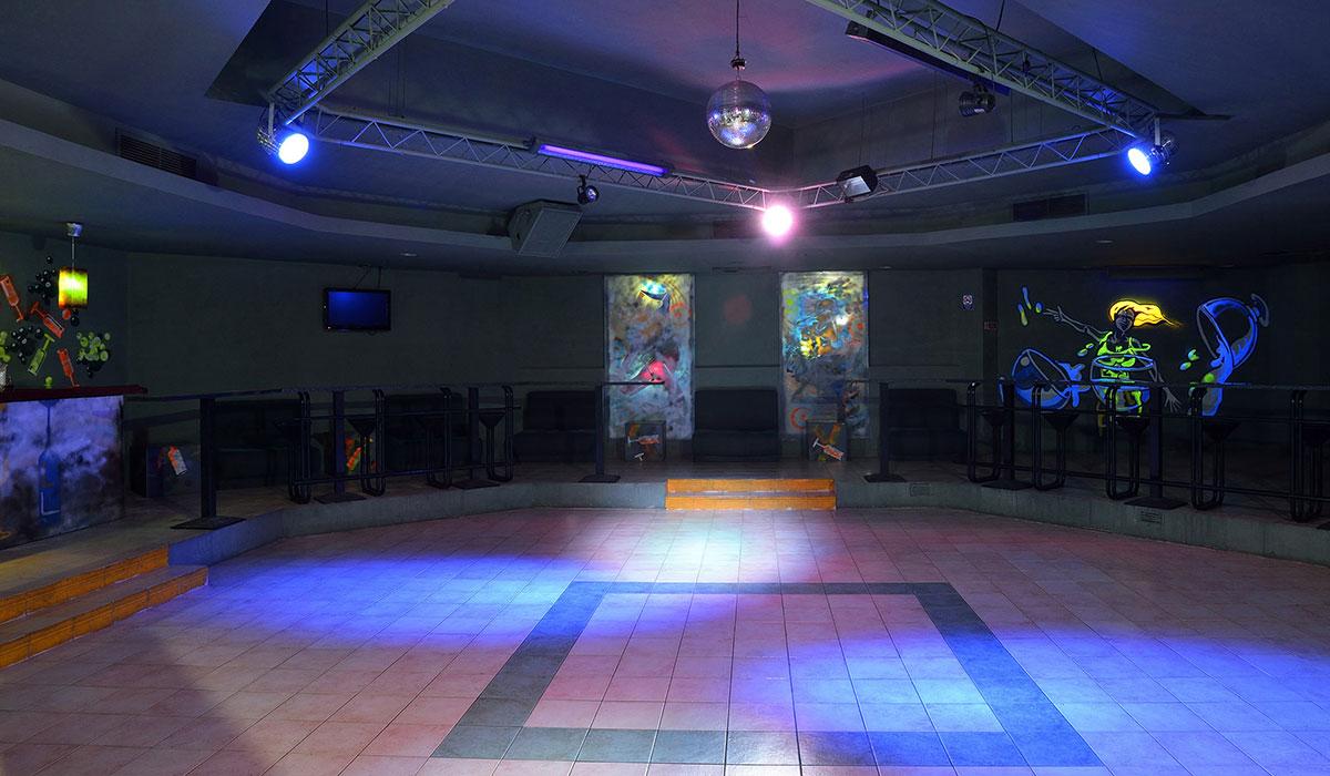 Hotel Meliá Las Antillas - Cabaret
