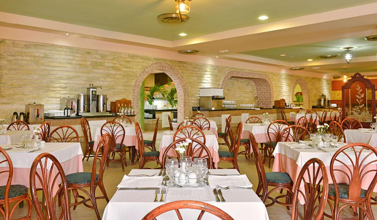 Hotel Iberostar Tainos - Restaurante