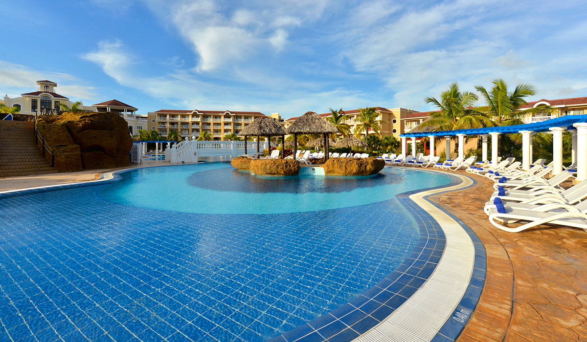 Iberostar Laguna Azul - Pool