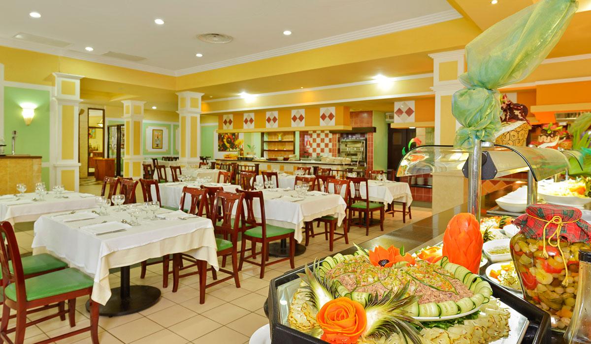 Iberostar Laguna Azul - Restaurante