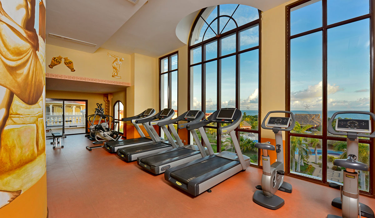 Iberostar Laguna Azul - Fitness center