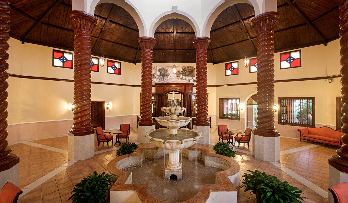 Hotel Iberostar Playa Alameda - Lobby