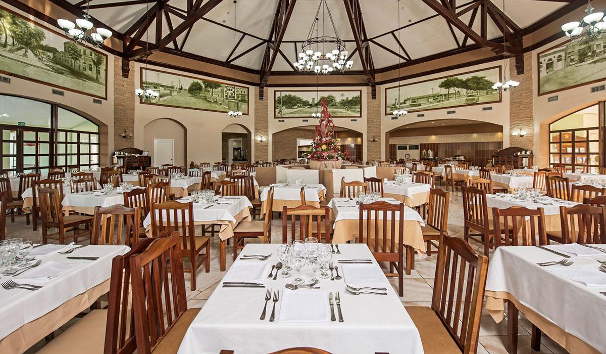Hotel Iberostar Playa Alameda - Restaurant