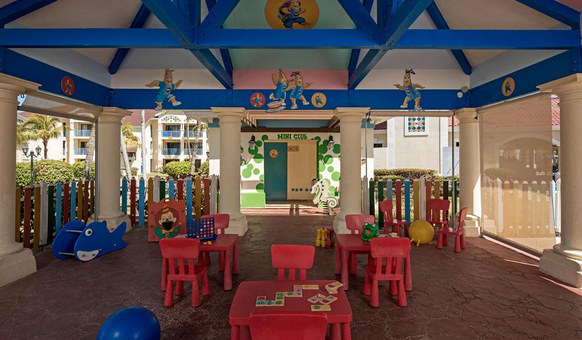 Hotel Iberostar Playa Alameda - Miniclub