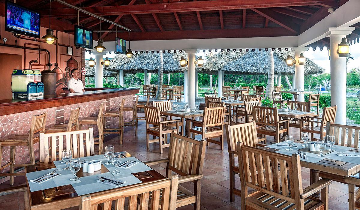 Hotel Meliá Las Dunas - Restaurant
