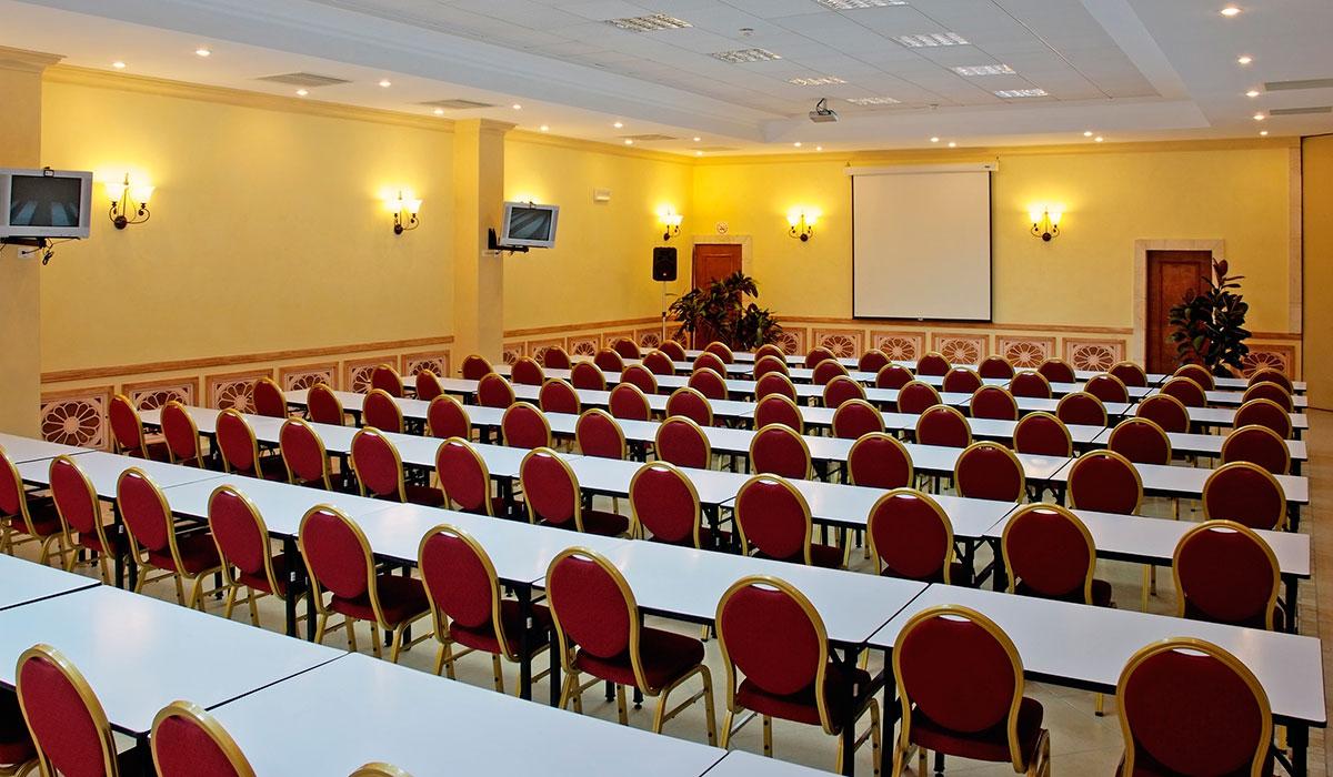 Hotel Meliá Las Dunas - Conference Room