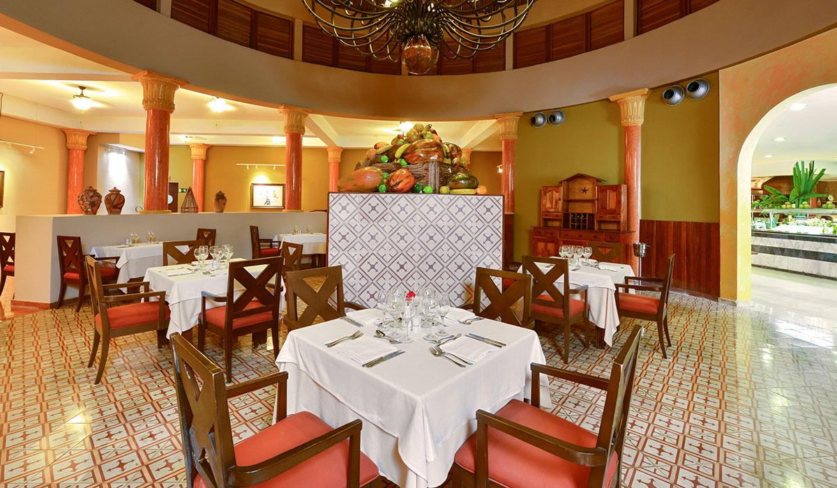 Hotel Iberostar Varadero - Restaurante