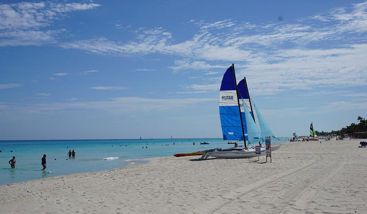 Hotel Starfish Cuatro Palmas - Beach