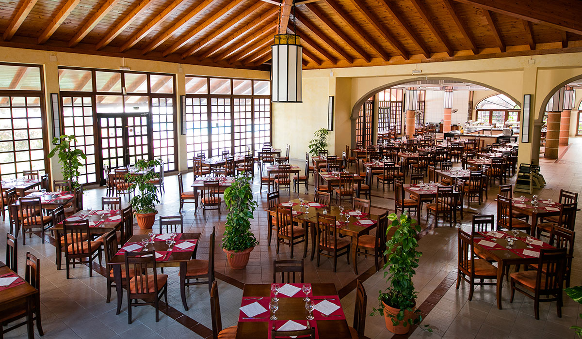 Hotel Starfish Cuatro Palmas - Restaurante
