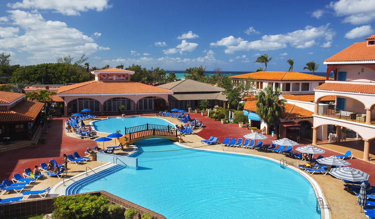 Hotel Starfish Cuatro Palmas - Piscina