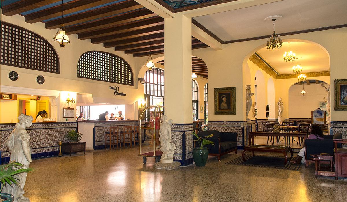 Hotel Mercure Sevilla - Lobby