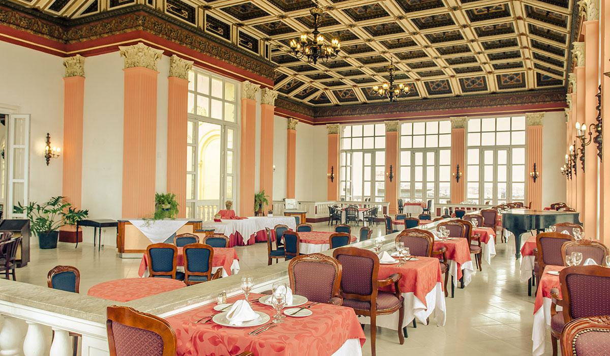 Hotel Mercure Sevilla - Restaurante