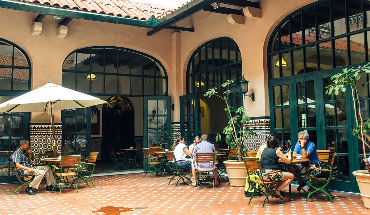 Hotel Mercure Sevilla - Terraza